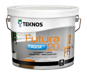 FUTURA AQUA 20 GF3 2.7L - Innefärg - 6414620499870 - 1