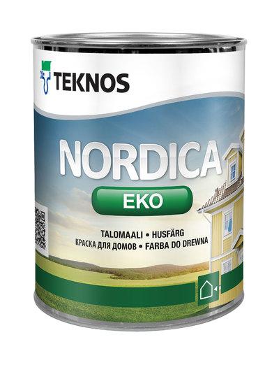 NORDICA EKO PM1 0.9L VALK. TOS - Utefärg - 1055410 - 11