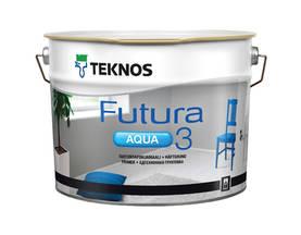 FUTURA AQUA 3 GF1 9L - Innefärg - 6414620499801 - 1
