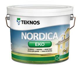 NORDICA EKO GF 1 2.7 L HUSFÄRG - Utefärg - 1055441