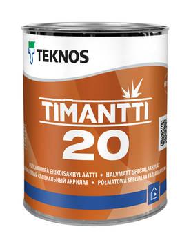 TIMANTTI 20 GF1 0.9L - Innefärg - 1060931