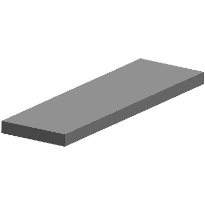 LATTARAUTA 3X30 6M OEN - Stål och metall - 10050001 - 1