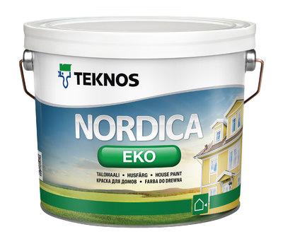NORDICA EKO GF 1 2.7 L HUSFÄRG - Utefärg - 1055441 - 11
