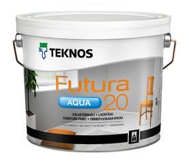 FUTURA AQUA 20 GF1 2.7L - Innefärg - 6414620499832 - 1