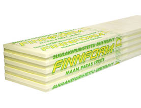 FINNFOAM FI-3 50X600X2500MM - XPS Isolering (finnfoam) - 10507002