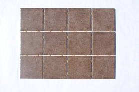 LATTIALAATTA GROUND BROWN 10X10 - Lattialaatat - 20515142 - 1