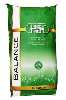 BLACK HORSE BALANCE 25 KG - Grisfoder - 10494223