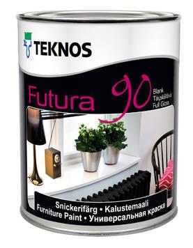 FUTURA 90 MUSTA 827 - Innefärg - 1662943 - 1