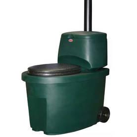 Luktfri Torrtoalett Biolan 140 L WC - Utetoaletter och komposterare - 6411960057043 - 1