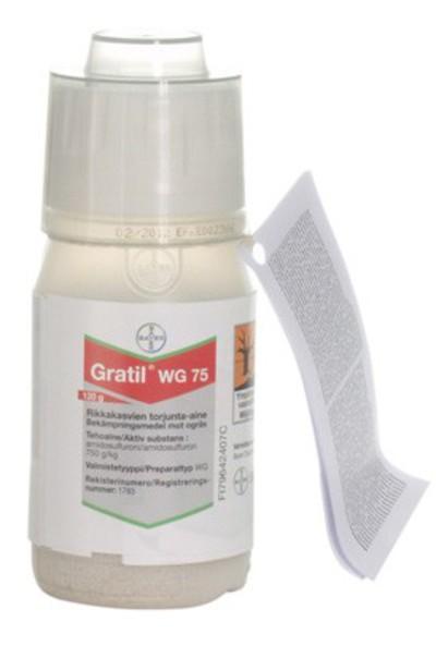 GRATIL 120 G - Fältmedel - 10467813 - 1