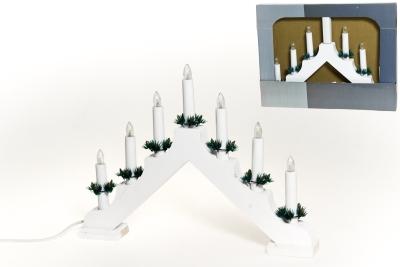 KYNTTELIKKÖ 7-OS LED TKU - Festartiklar och dekorationer - 6410412043023 - 11
