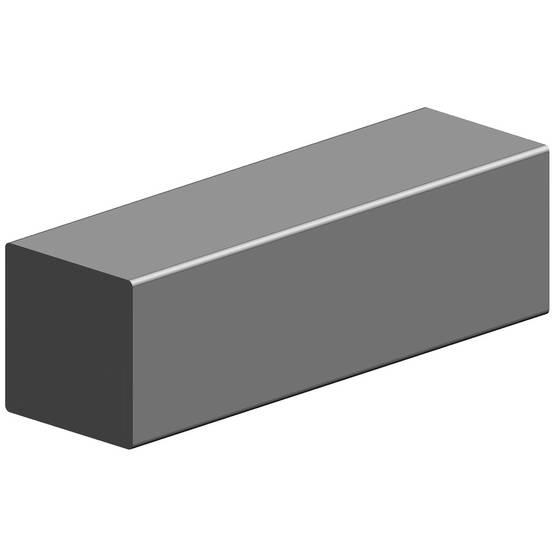 NELIÖTANKO 10MM 6M OEN - Stål och metall - 10050033 - 1