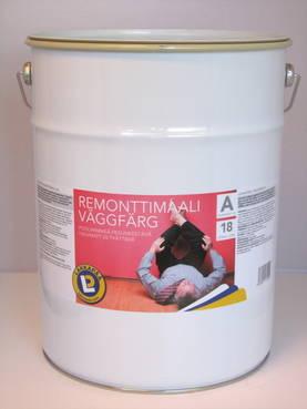 LAKKAPÄÄ REMONTTIMAALI 18L - Innefärg - 6438041130204 - 1