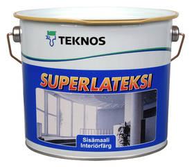SUPERLATEKSI GF1 2.7 L AKRYL.L - Innefärg - 1257494