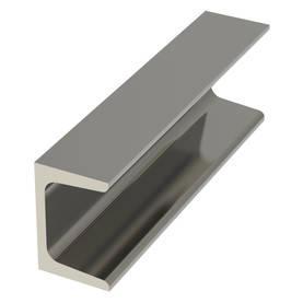 U-PALKKI (UNP) 50MM 6M OEN - Stål och metall - 10050044