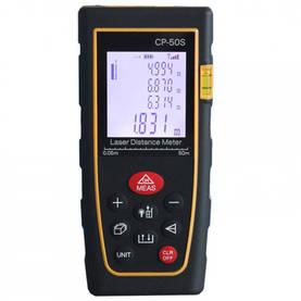 Avståndsmätare SC CP-50S Lasermätare - Mätinstrument och lasermått - 6438168099583 - 1