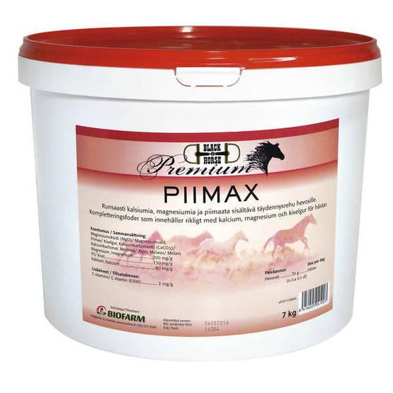 BLACK HORSE PREMIUM PIIMAX 7KG - Grisfoder - 1391644 - 1