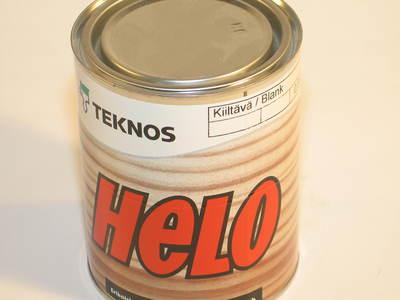 HELO 90 BLANK 0.9 L TEKNOS - Lacker - 1259054 - 11