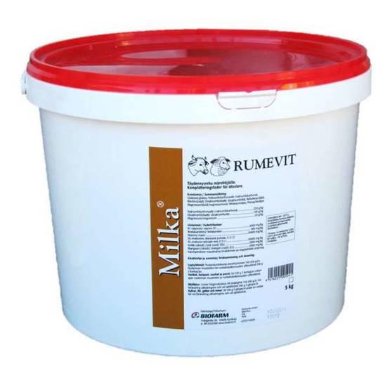 RUMEVIT 5 KG - Grisfoder - 10615974 - 1