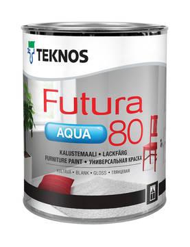 FUTURA AQUA 80 GF1 0.9L - Innefärg - 6414620499685 - 1