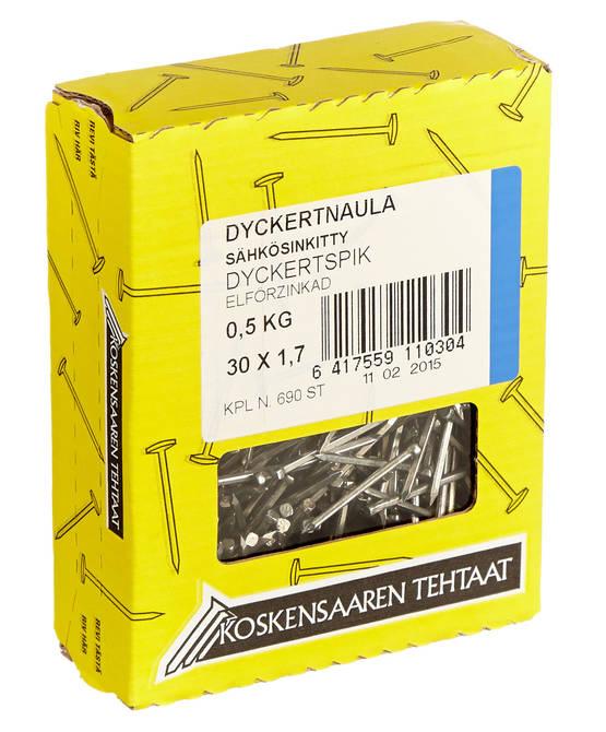 DYCKERTSPIK ELFZ 30MM OFA - Spik - 141065 - 2