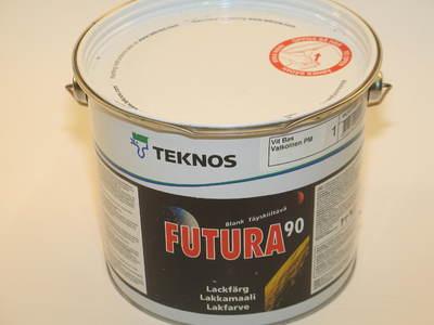FUTURA 90 GF1 2.7 L - Innefärg - 1258385 - 11