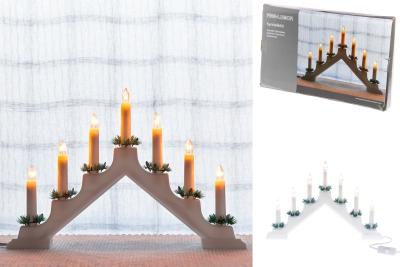 KYNTTELIKKÖ MUOVI 7-OS. TKU - Festartiklar och dekorationer - 6410412590695 - 11