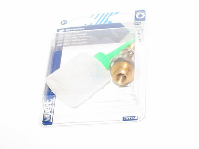 MINI DIMSMÖRJARE 1/4F - Kompressorer och tryckluftsverktyg - 131395 - 1