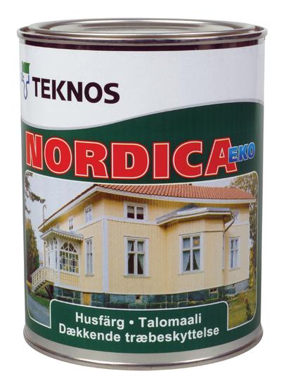 NORDICA EKO PM3 0.9L TOS - Utefärg - 1055755 - 1