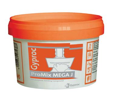 GYPROC PROMIX MEGA J 3L - Gipsskivor - 11010006 - 11
