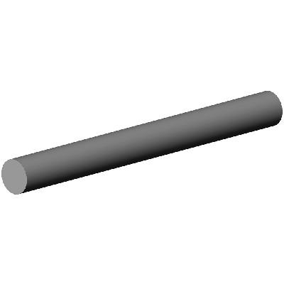 PYÖRÖTANKO 10MM 6M OEN - Stål och metall - 10050026 - 1