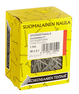 DYCKERTNAULA KS 50MM HTA - Naulat - 184517 - 2
