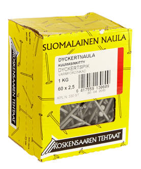 DYCKERTNAULA KS 60MM HTA - Naulat - 184527 - 2