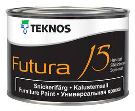 FUTURA 15 PM2 KALUSTEMAALI - Innefärg - 1258177 - 1
