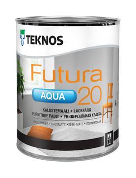 FUTURA AQUA 20 S0502-Y - Innefärg - 6414621011637 - 1