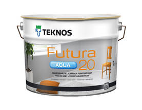 FUTURA AQUA 20 GF3 9L - Innefärg - 6414620499887 - 1