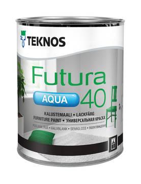 FUTURA AQUA 40 GF3 0.9L - Innefärg - 6414620499757 - 1