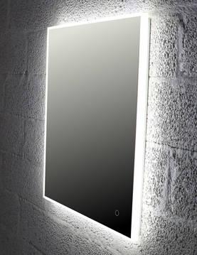 LED-Spegel Öppen Ljusslinga 700x1200mm - Badrumsmöbler - 4742486006317 - 1