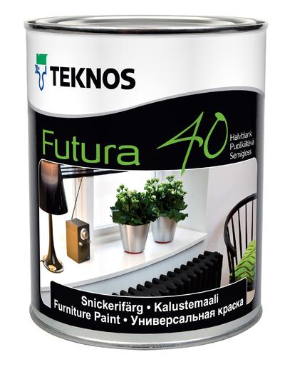 FUTURA 40 PM2 LAKKAMAALI TOS - Innefärg - 1258297 - 1
