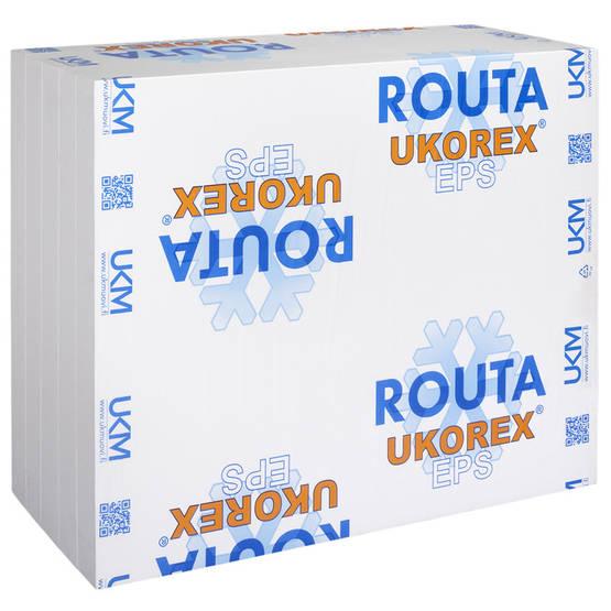 STYROX RR100 EPS120 ROUTA - EPS Isolering (styrofoam) - 105060007 - 1