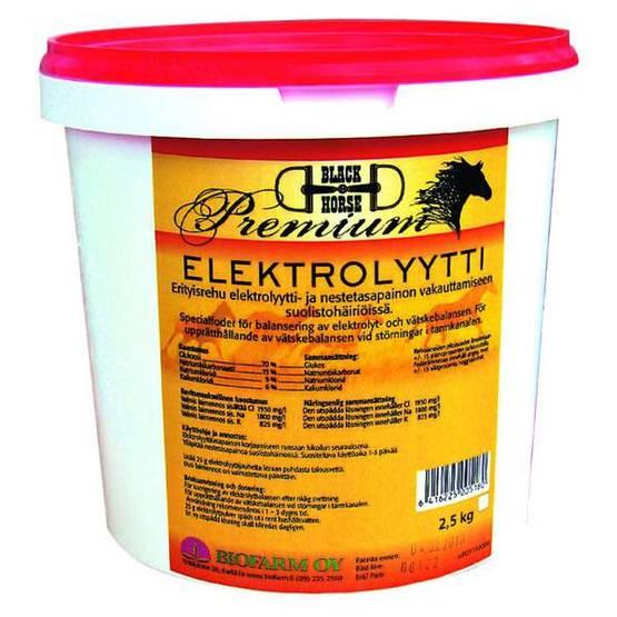 BLACK HORSE PREMIUM ELEKTROLYT - Grisfoder - 10526688 - 1