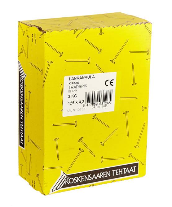 TRÅDSPIK BLANK 125X4.2MM OFA - Spik - 130088 - 2