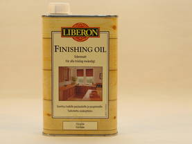 LIB FINISHING OIL 500ML - Puunsuojatuotteet - 300112409 - 1