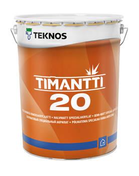 TIMANTTI 20 PM3 18L - Innefärg - 6414620319529 - 1