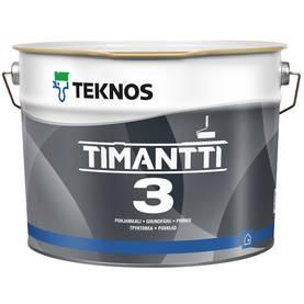TIMANTTI 3 VIT 9 L - Innefärg - 526459 - 1
