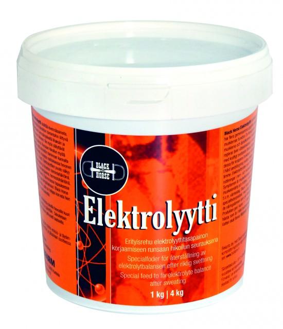 BLACK HORSE ELEKTROLYYTTI - Grisfoder - 10402849 - 1