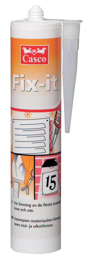 CASCO FIX-IT 300ML CCO - Liimat ja massat - 1823559 - 1
